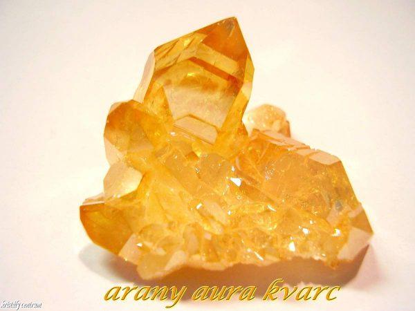 Arany aura kvarc