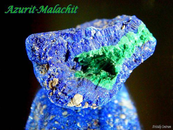 Azurit-malachit