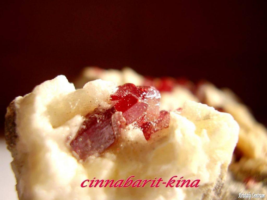 Cinnabarit