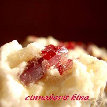 Cinnabarit-kína
