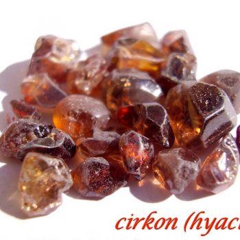 Cirkon(hyacint)