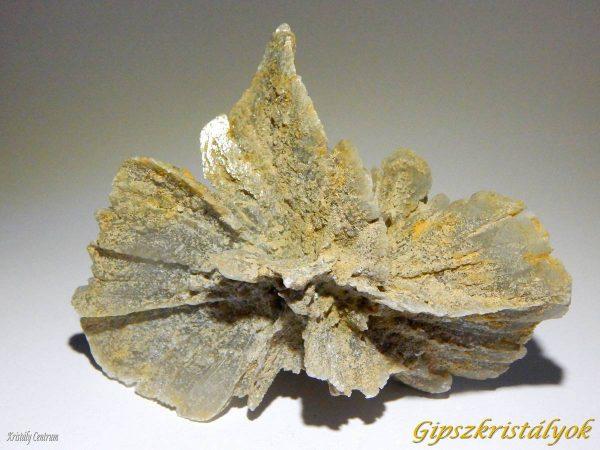 Gipszkristályok