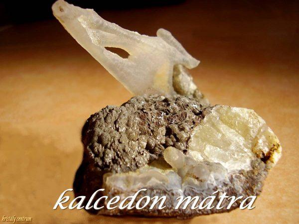Kalcedon - Mátra, Magyarország