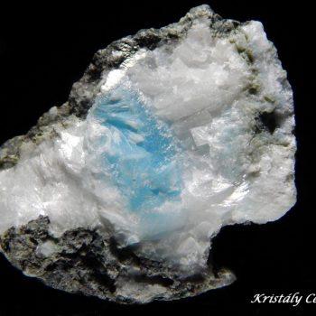 Larimar nyers ásvány - Dominika