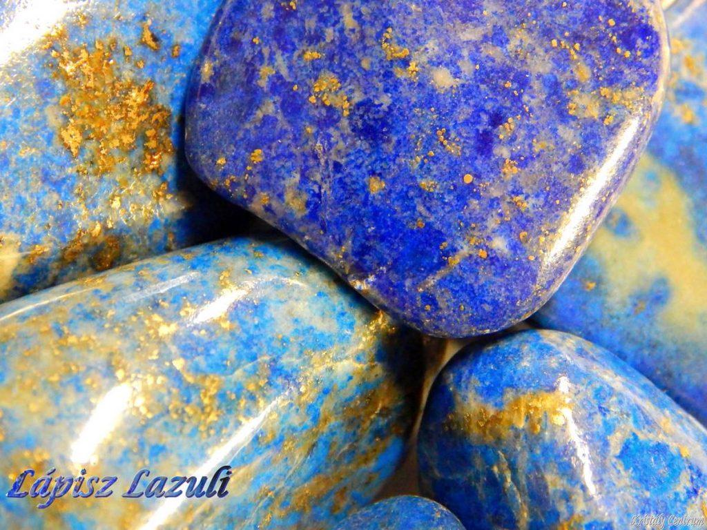 Lápisz Lazuli (Lazurit, Lazurkő)
