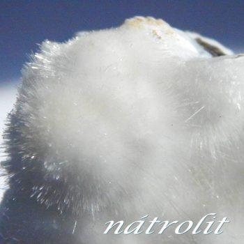 Nátrolit - Ásványlexikon - Kristálycentrum