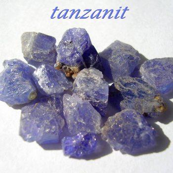 Tanzénit - Ásványlexikon - Kristálycentrum