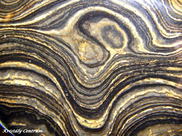 Sztromatolit csiszolat - Peru